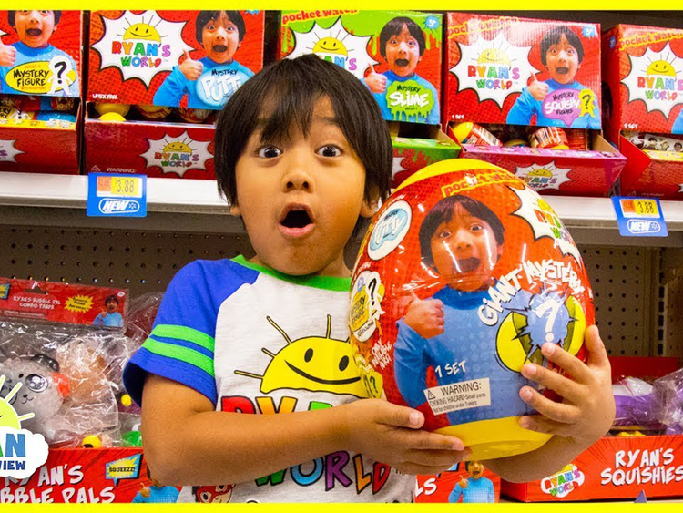 RDS_181204 Ryan ToysReview