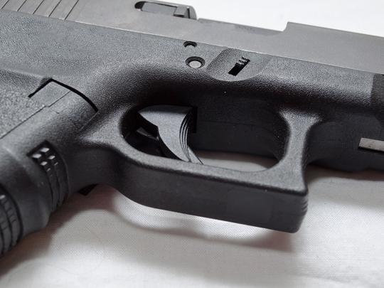 hand-held gun generic