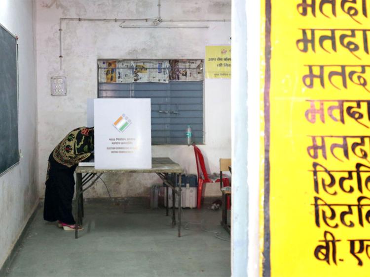 181205 voting india