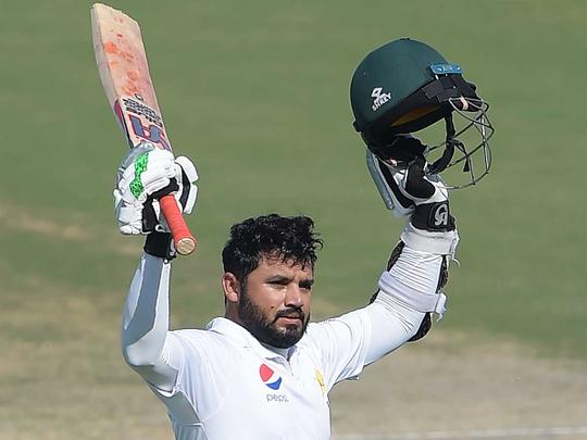 Pakistan' Azhar Ali