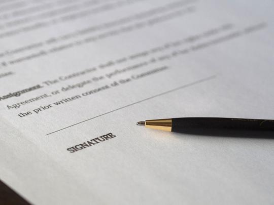 contract generic
