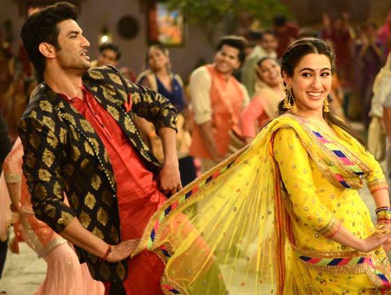tab Sara Ali Khan and Sushant Singh Rajput - Kedarnath (3)