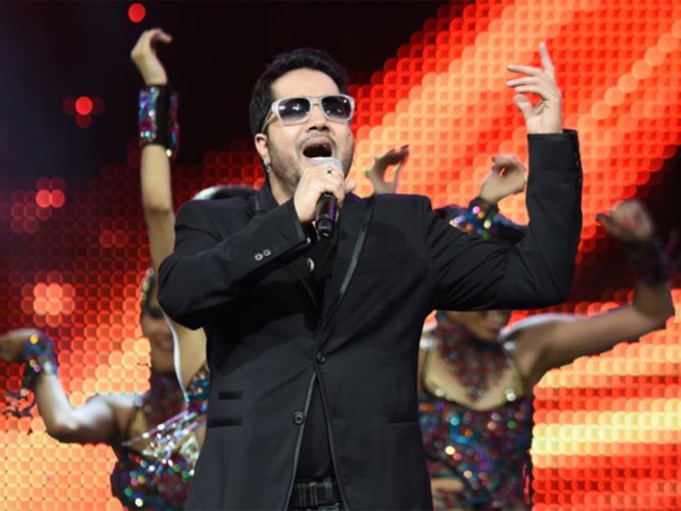 Bollywood singer Mika Singh