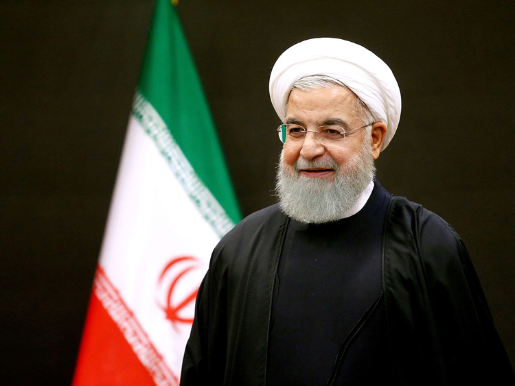 181208 Hassan Rouhani 4