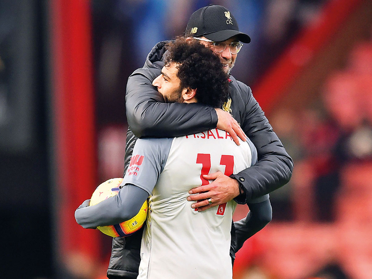 94dfb61463a Sweet Salah does the trick for Reds