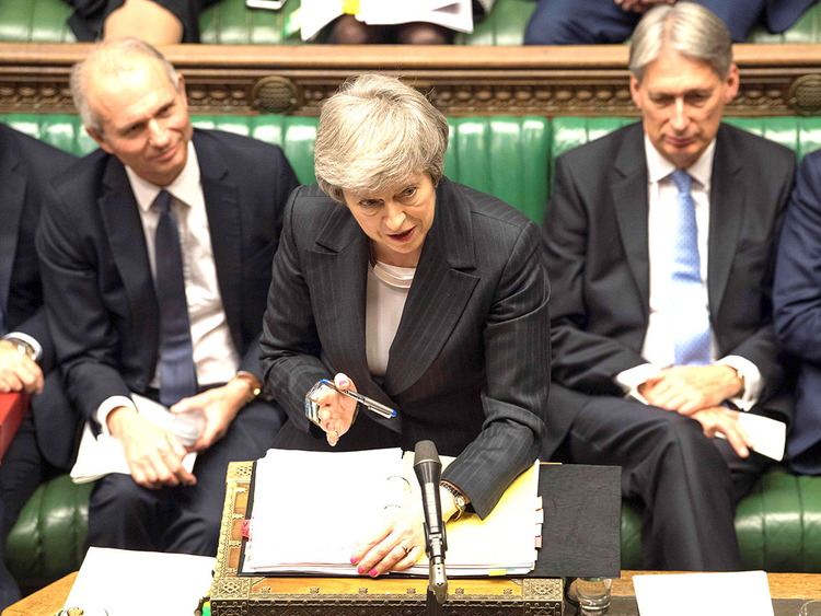 181209 Theresa May
