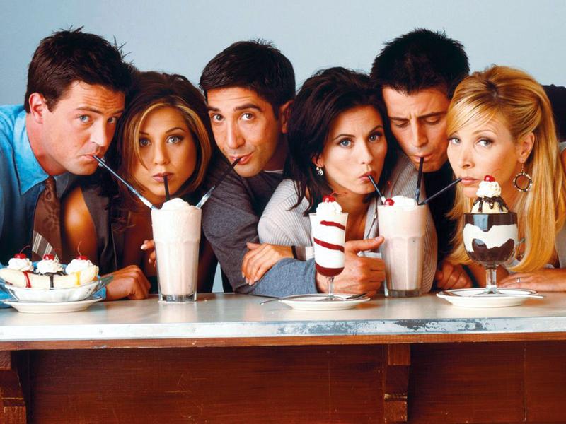 David Schwimmer teases 'Friends' reunion details