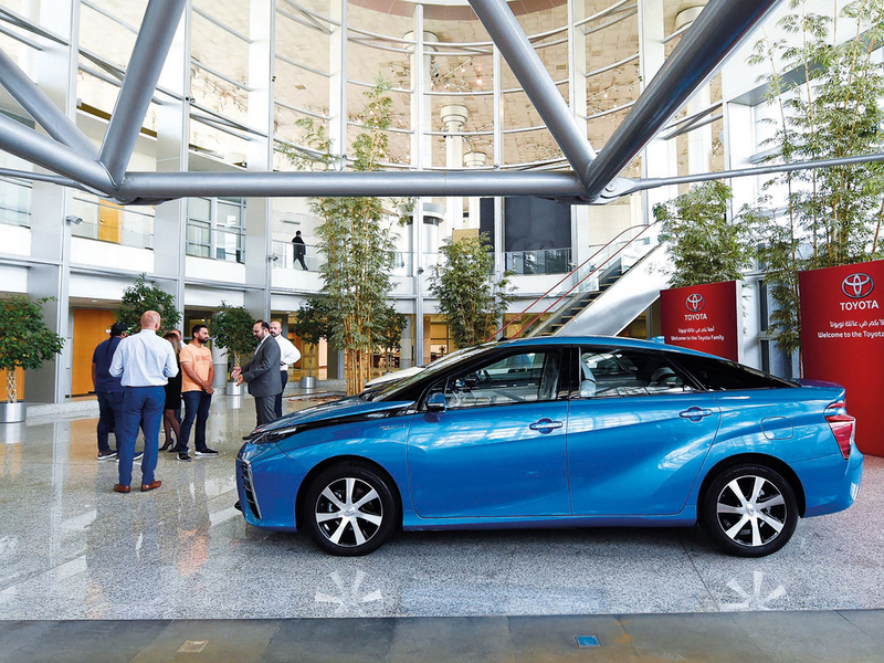 181209 hydrogen cars