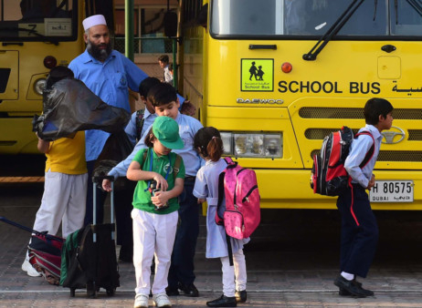 NAT SCHOOL BUS DUBAI