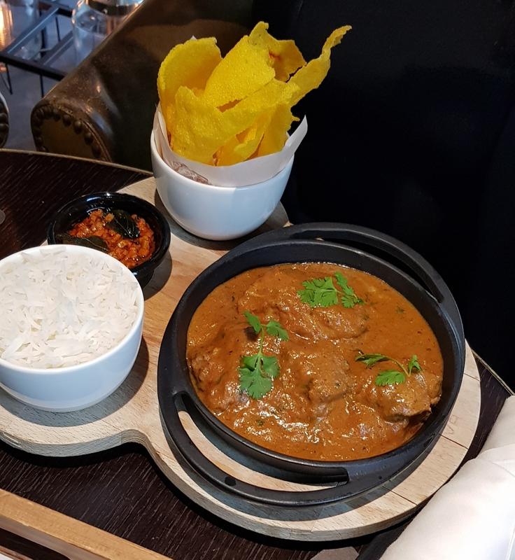 Elephant curry
