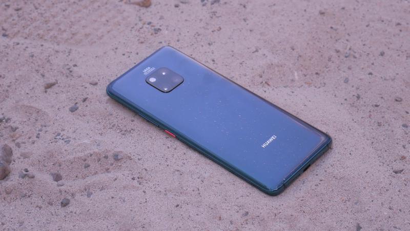 Huawei Mate 20 Pro Samples
