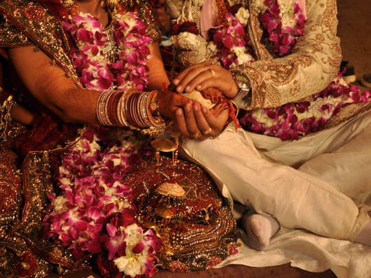 Indian wedding hindu