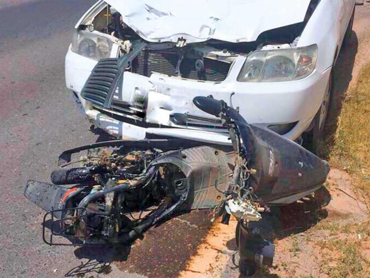 Road accident generic