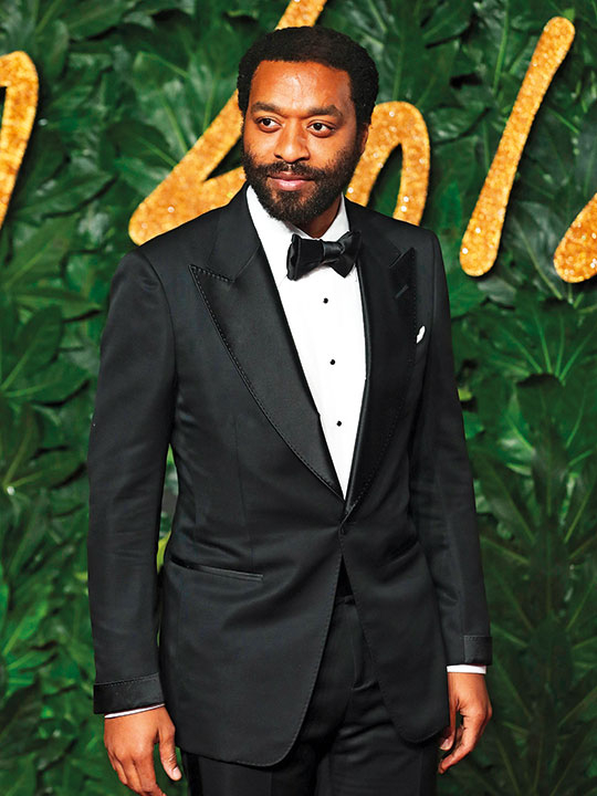 181211 Chiwetel Ejiofor