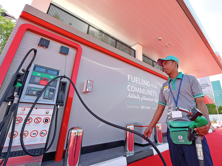 COMPACT FUEL STATIONS