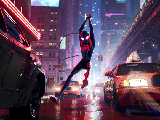 SpiderVerse NEW7