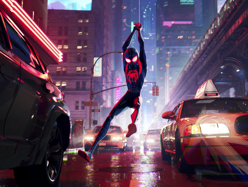 'Spider-Man: Into the Spider-Verse' swings ahead with three directors