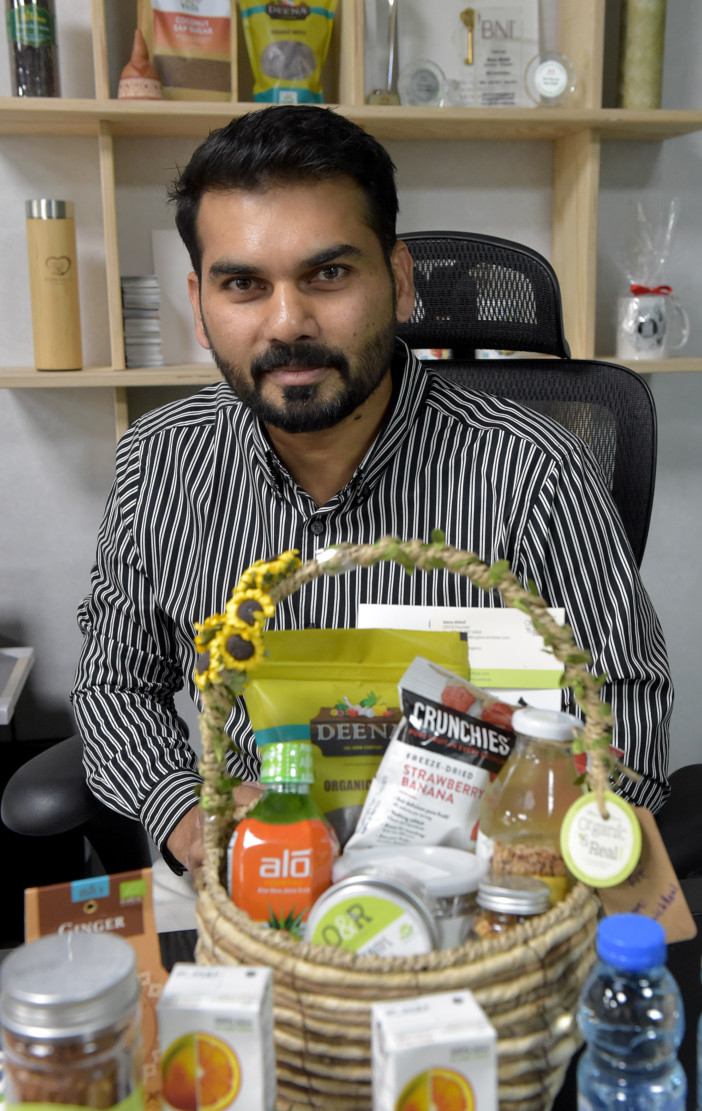 Dubai start-up aims to make organic foods more accessible