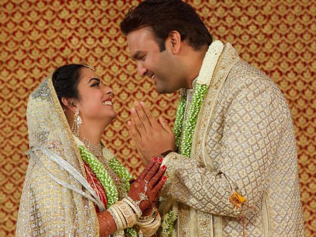 Tab Isha marriage1
