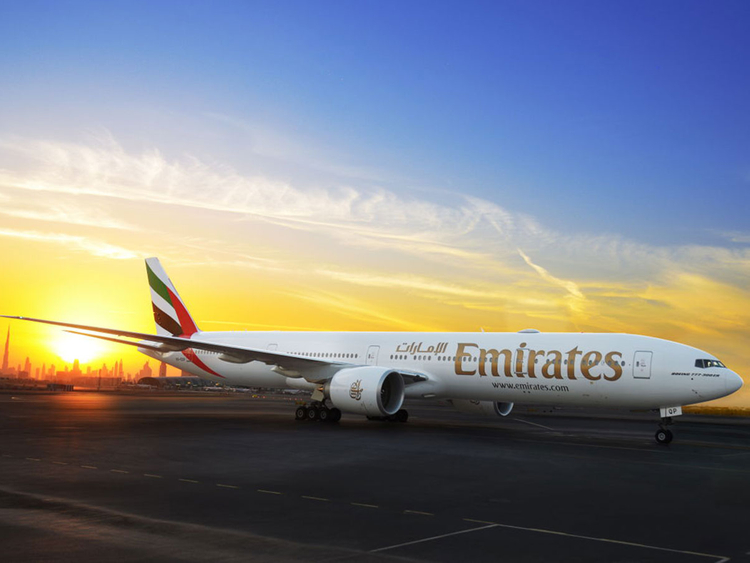 emirates boeing