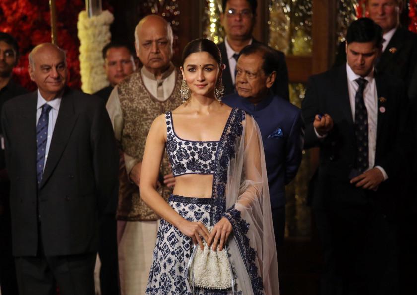 tab Alia INDIA-AMBANI-MARRIAGE