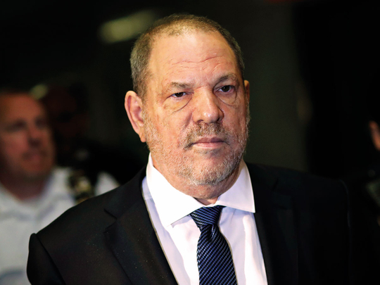 181216 Harvey Weinstein