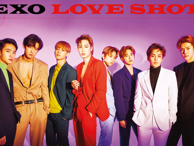 K Pop Corner Exo Back With Sensual Love Shot Music Gulf News Lay is in china because of some disputes among china and korea. exo back with sensual love shot