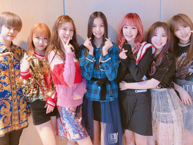 K Pop Corner Gwsn Fans Will Be Called Groo Music Gulf News (nonstandard) pronunciation spelling of go on. k pop corner gwsn fans will be called