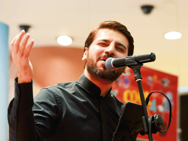 Sami Yusuf perform2