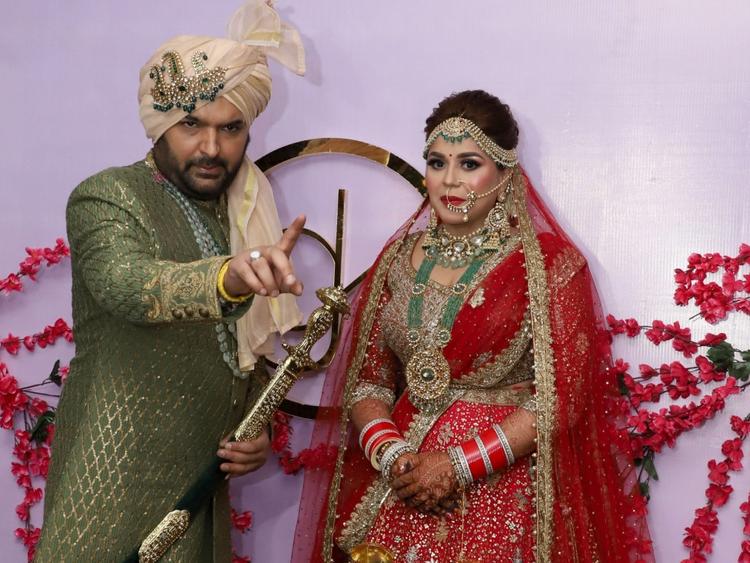 tab Kapil Sharma and Ginni Chatrath (2)