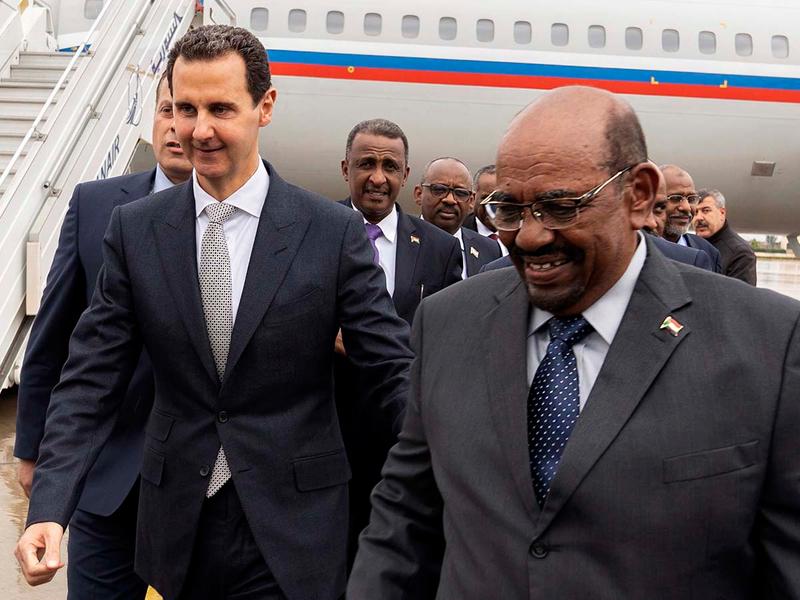 181217 Assad Bashir