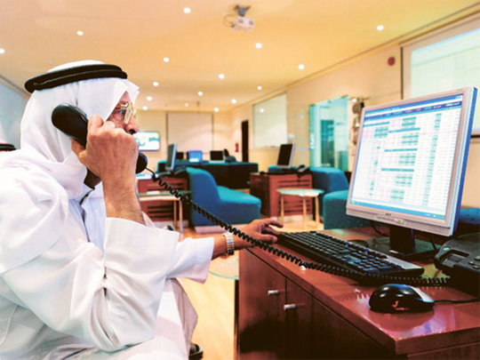 Tadawul index sheds 5% in past five sessions