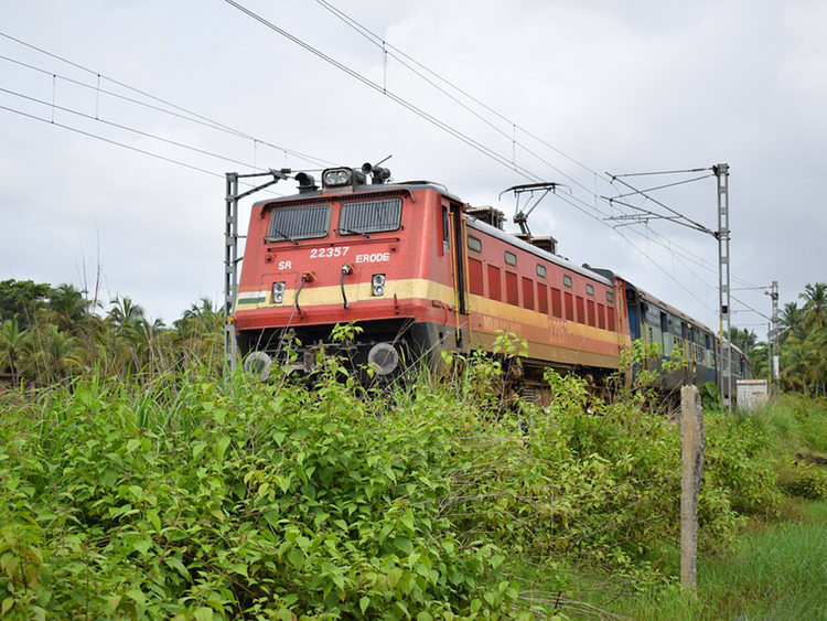kerala train