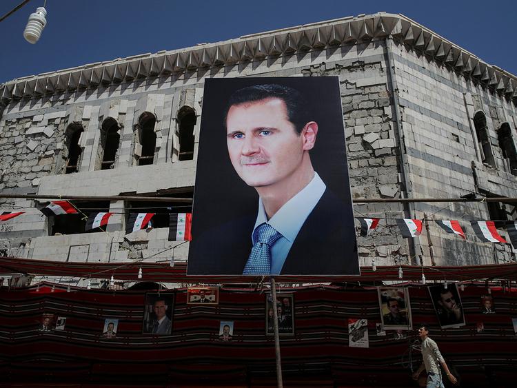 181218 Assad