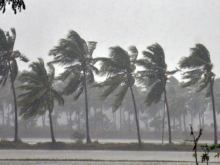 Cyclone Phethai