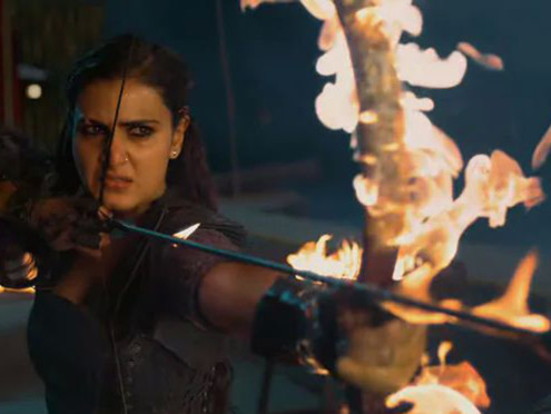 Fatima Sana Shaikh in Thugs of Hindostan1
