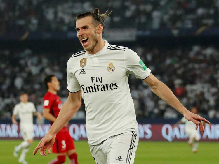 3c27ff3272a Gareth Bale does the trick for Real Madrid