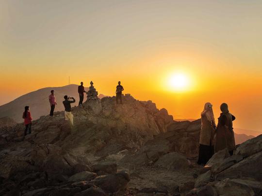 Road trip_Jebel Jais