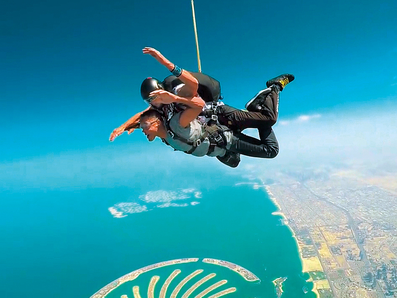 Skydive_Great outdoors