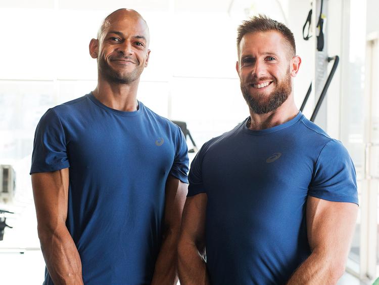 Smart Fitness Kettlebell training