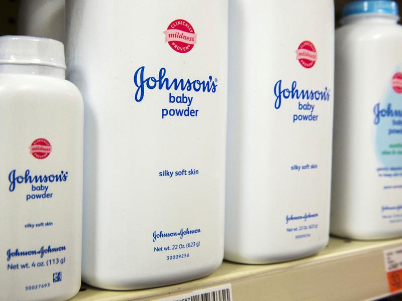 Johnson and Johnsons