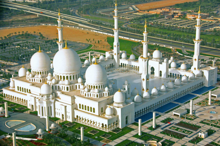 Shaikh Zayed Grand Mosque AD