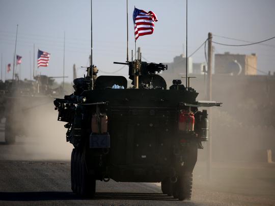 US Troops MAIN