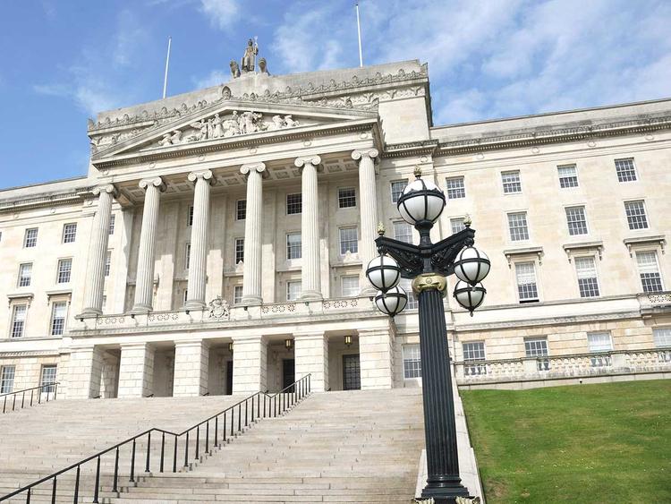 18122 belfast parliament