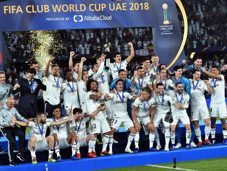 Fifa Club World Cup winners