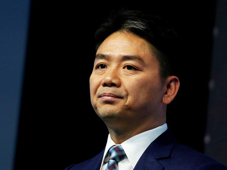JD.com founder Richard Liu 22122018