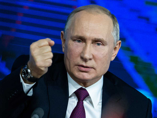 181224 Vladimir Putin
