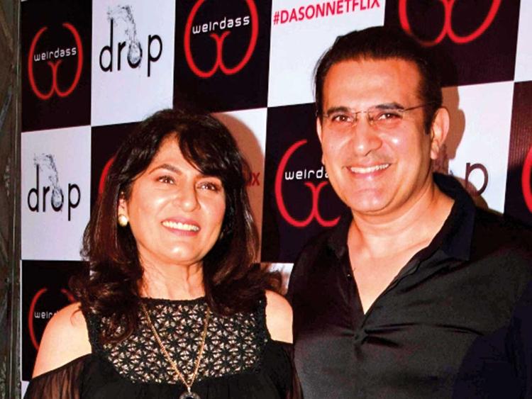 Archana Puran Singh, Parmeet Sethi to play couple on screen   Bollywood –  Gulf News