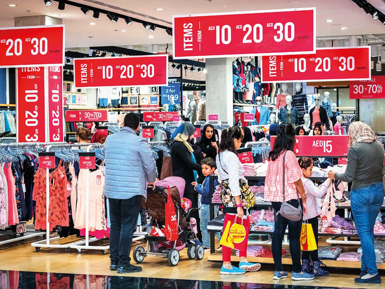 70-90% off on 700 brands this Dubai Shopping Festival | Community – Gulf News