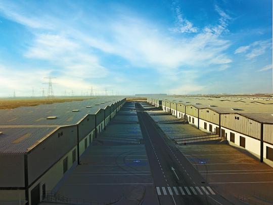 KIZAD develops best-in-class warehousing and logistics